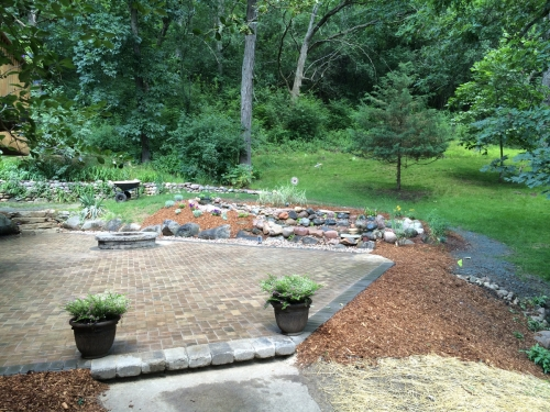 Pewaukee Landscaping Contractor