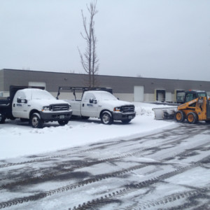 Commercial Snow Plowing Waukesha County